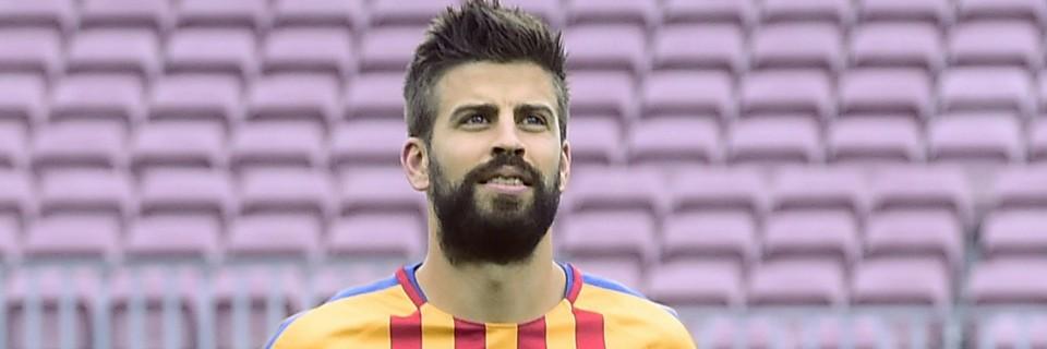 Pique projevil svůj občanský názor a hned to schytal od fanoušků Španělska
