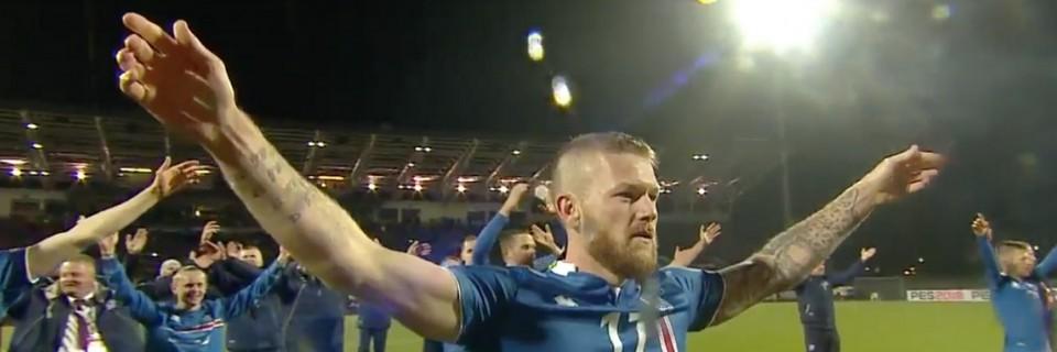 Island si zahraje na MS!