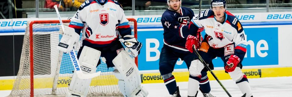 Deutschland Cup - USA vs Slovensko