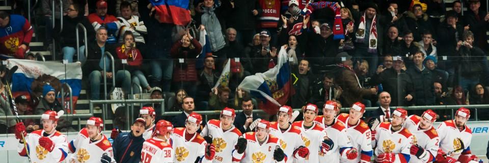 """Deutschland Cup - Slovensko vs Rusko """"B"""""""
