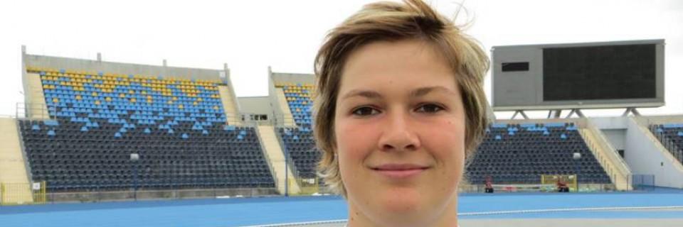 Lenka Matoušková je neslyšící sportovkyní roku