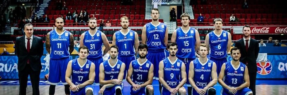 Český národní basketbalový tým