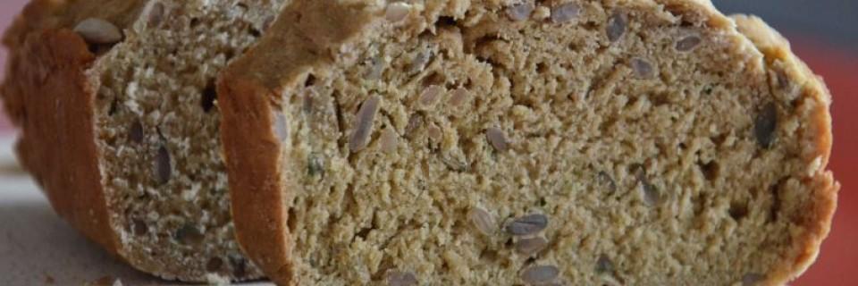 Žitný slunečnicový chléb
