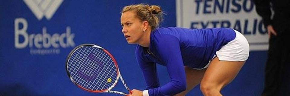 Barbora Strýcová postupuje v Aucklandu do čtvrtfinále