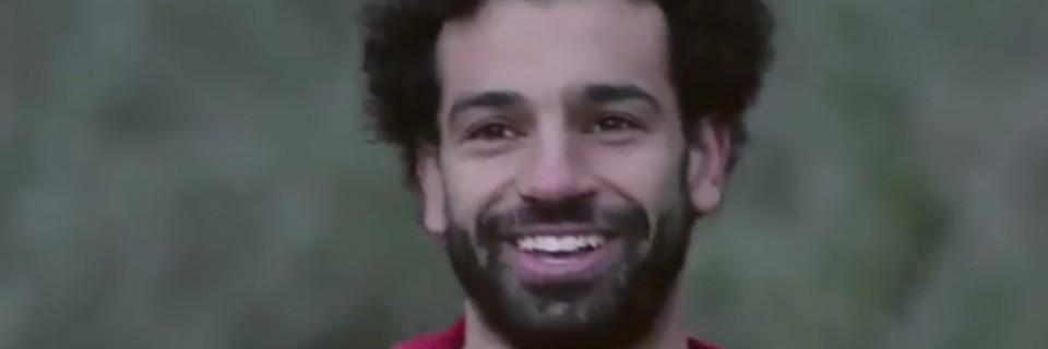 Egyptský fotbalista Mohamed Salah